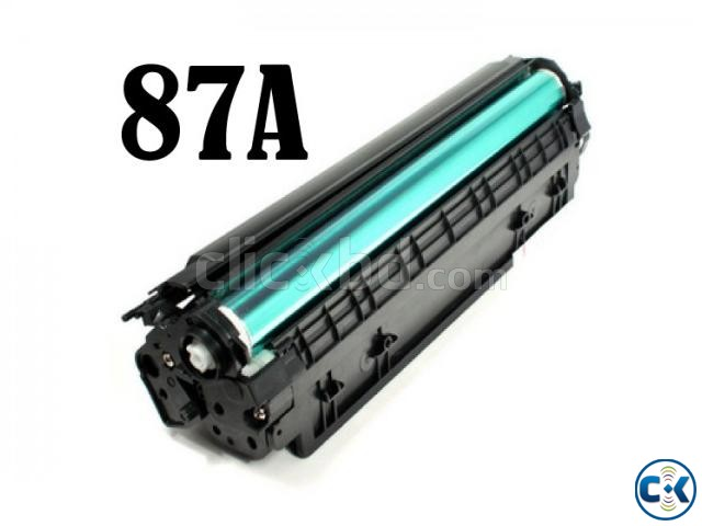 87A Compatible China Toner Cartridge | ClickBD large image 0