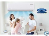 1.0 Ton Carrier AC 42JG012 Split Type and Energy Saving