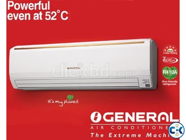 O GENERAL Thailand 1.0 Ton Split AC | ClickBD large image 0