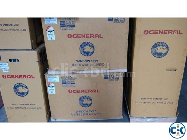 O GENERAL Thailand 1.0 Ton Split AC | ClickBD large image 2