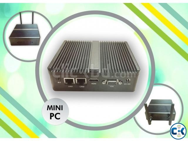 Mini PC - Inter Core i3 5th Gen with 500GB HDD 4GB RAM | ClickBD large image 1