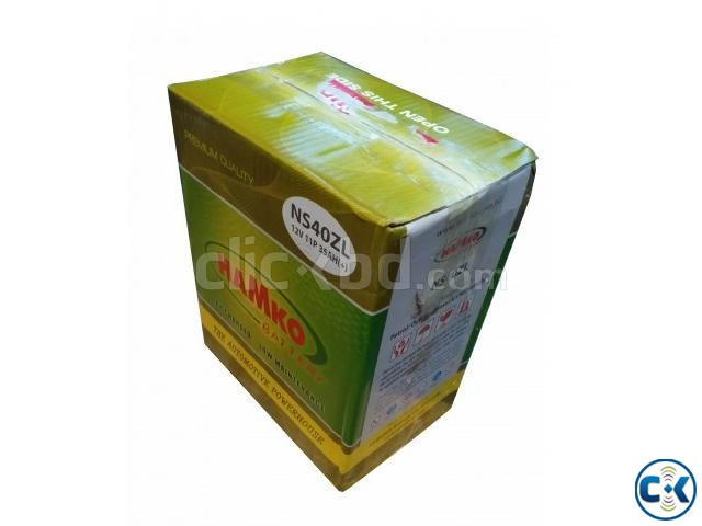 Hamko Car Battery NS40ZL | ClickBD large image 0