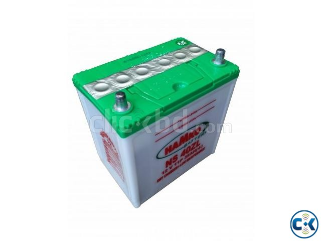 Hamko Car Battery NS40ZL | ClickBD large image 1