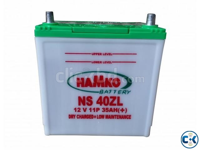 Hamko Car Battery NS40ZL | ClickBD large image 2
