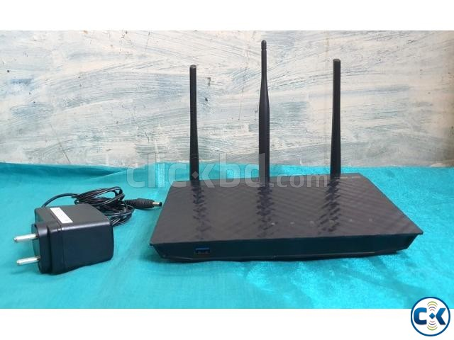 Asus RT-N18U High-Power N600 Gigabit Wi-Fi Router | ClickBD large image 0
