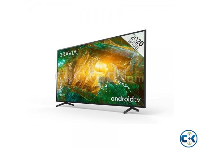 Sony Bravia KD-55 X8500G smart television has 55-inch screen | ClickBD large image 0