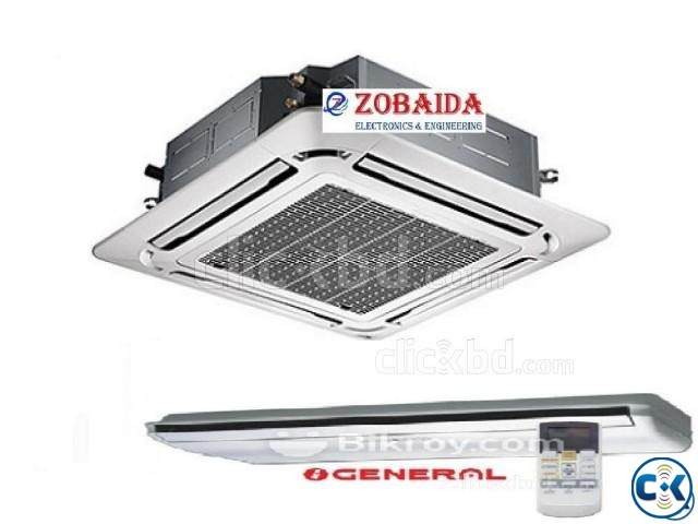 AUG36FUAS General Brand Cassette Ceiling 3.0 Ton AC in BD | ClickBD large image 0