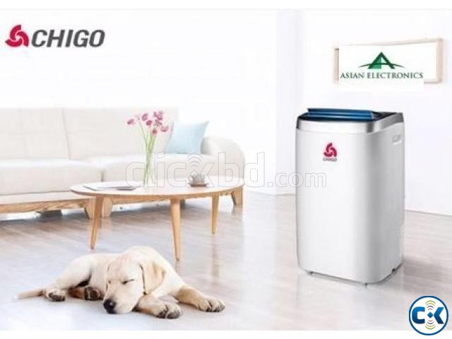 Chigo Portable Air Conditioner AC | ClickBD large image 2