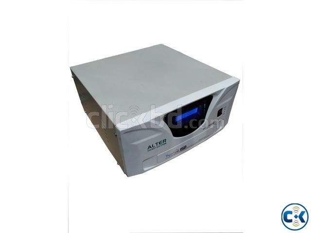 ALTER 1200VA Pure Sign wave Home IPS UPS | ClickBD large image 0