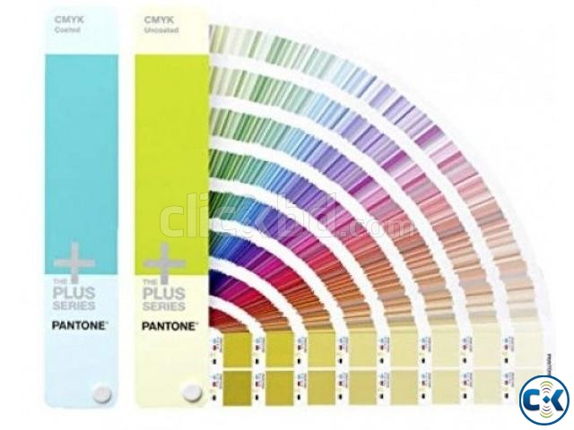 CMYK Color Guide Coated Uncoated | ClickBD large image 0