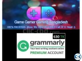 GRAMMARLY Premium Account 1 year