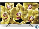 Sony Bravia 55 KD-X8000G 4K HDR Smart TV MADE IN MALAYSIA