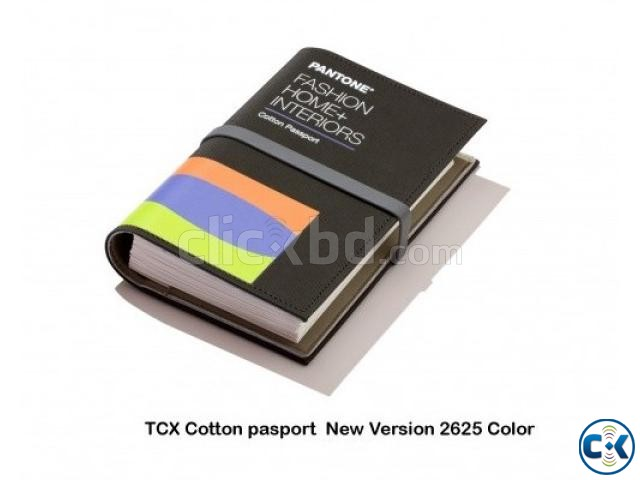 FHIC200A TCX Cotton Passport | ClickBD large image 0
