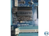 Gigabyte GA G41M combo for sale