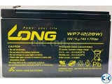 LONG Battery 7AH
