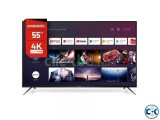 SONY PLUS 43 inch DOUBLE GLASS ANDROID TV