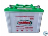 Hamko Car Battery N50ZL
