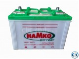 Hamko Car Battery NX120-7