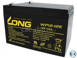 LONG Battery 12V 12AH