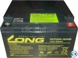 LONG Battery 26 AH