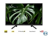 Sony 50 W660G Smart Internet model 2019 TV