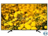 Sony 75 X8000G 4k Android Triluminos voice control TV