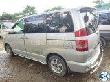 Toyota Noah X -2006 for rent Monthly