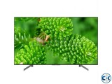 SONY BRAVIA 75X8500G HDR 4K ANDROID Voice Control TV