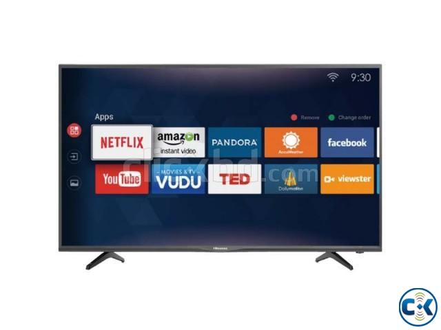 TRITON Brand 55 Inch 4K Support Android TV | ClickBD large image 0