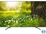 SONY BRAVIA 55 inch X8500G 4K ANDROID VOICE CONTROL TV