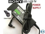 19.5V Power Adapter for SONY LED LCD TV Any Model