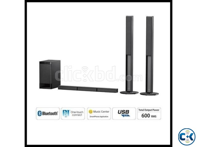 Sony HT-RT40 5.1 Channel Soundbar | ClickBD large image 0