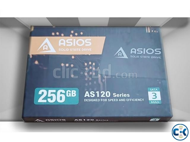 256 GB Solid State Drive SSD  | ClickBD large image 0