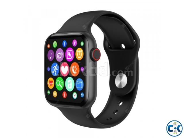 W26 Smart Watch 1.75 inch Full Touch Screen Bluetooth Call | ClickBD large image 0
