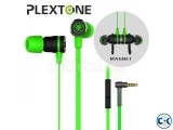 PLEXTONE G20 Magnetic Gaming Earphone Noise-Cancelling