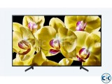 SONY BRAVIA 4K HDR ANDROID 43X8000G Voice TV