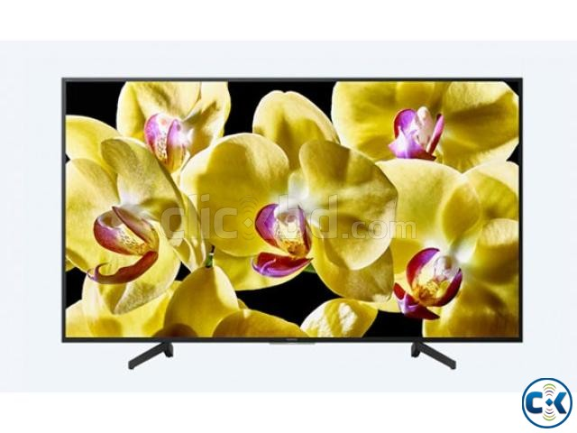 SONY BRAVIA 4K HDR ANDROID 43X8000G Voice TV | ClickBD large image 0