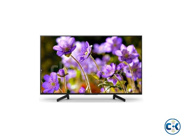 SONY BRAVIA 4K HDR ANDROID 43X8000G Voice TV | ClickBD large image 2
