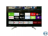 SONY BRAVIA 43 inch X8000G 4K ANDROID VOICE CONTROL TV