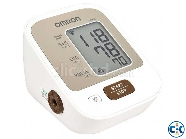 Blood Pressure Monitor Omron JPN500 Digital Automatic Blood | ClickBD large image 0