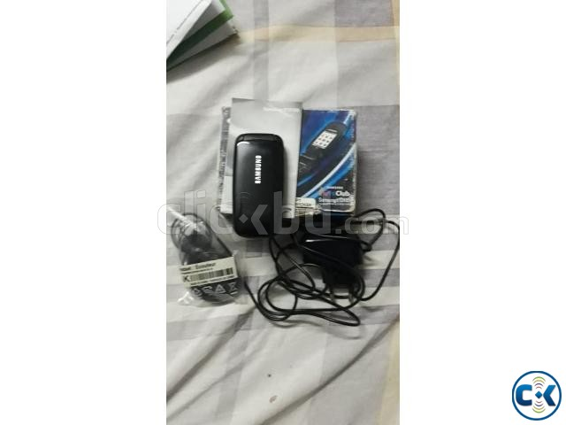 Samsung E1310S BRAND NEW WID EVERYTHING | ClickBD large image 0