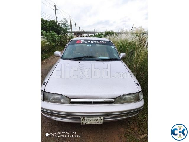 Running toyota Carina Myroad 1990 Model | ClickBD large image 0