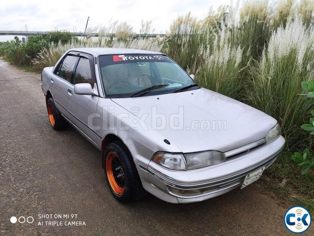 Running toyota Carina Myroad 1990 Model | ClickBD large image 2
