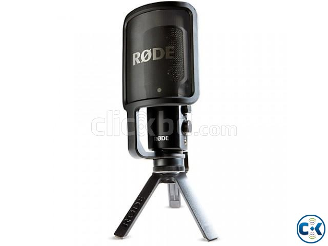 Rode NT-USB Versatile Studio-Quality USB Cardioid Condenser | ClickBD large image 3
