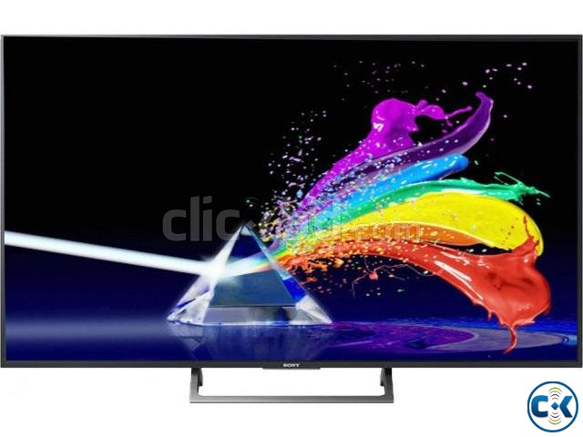 Sony 65 Inch X7000E 4K Ultra HD HDR Smart TV | ClickBD large image 2