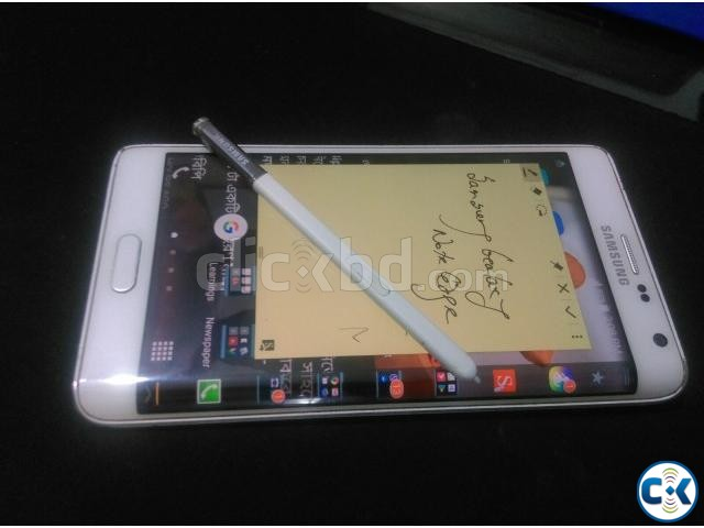 Samsung Galaxy Note Edge | ClickBD large image 0