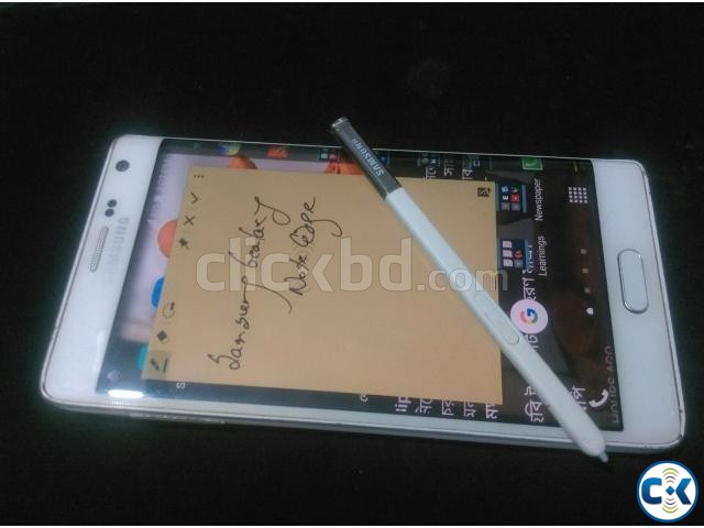 Samsung Galaxy Note Edge | ClickBD large image 1
