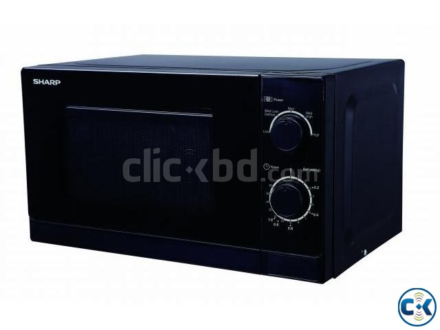 Sharp Microwave Oven R-20A0 K V price in BD | ClickBD large image 0