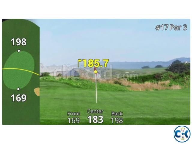 Golf Distance Meter | ClickBD large image 1