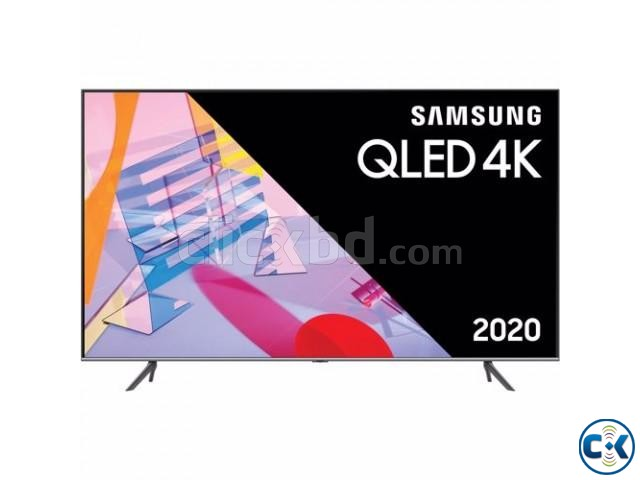 Samsung Smart TV 4K QLED 55 inch Q65T 2020 price in bd | ClickBD large image 0